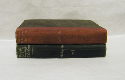 HARPER & BROS. Collectible - Acceptable. 1849, 1st US, same date on tp and cp. Ex-library. White lib...