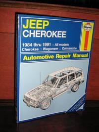 Jeep Cherokee 1984 Thru 1991