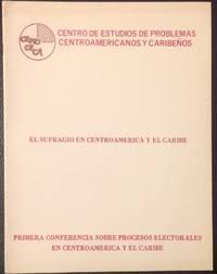 image of El sufragio en Centroamérica y el Caribe