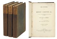 The History of Henry Esmond, Esq. A colonel in the service of Her Majesty Q. Anne. Written by himself.