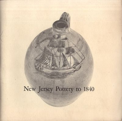 Trenton: New Jersey State Museum, 1972. First Edition. Soft cover. Very good. Approx. square soft co...