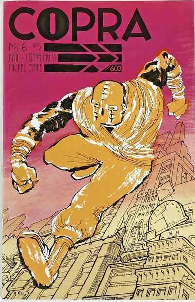 Copra Press, 2013. Limited Edition. Saddle-stitched. NM-; slight bumping to corners of covers, wear ...