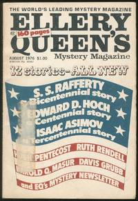 August 1976: Ellery Queen's Mystery Magazine