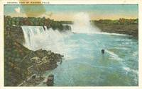 Canada – General view of Niagara Falls, from Canadian Side, early 1900s unused Postcard
