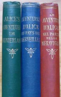 [First German, French and Italian Editions of ALICE'S ADVENTURES IN WONDERLAND.]