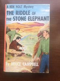 image of THE RIDDLE OF THE STONE ELEPHANT