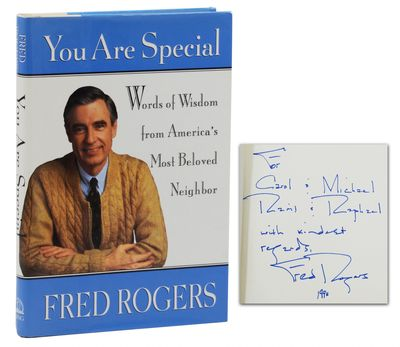 New York: The Viking Press, 1994. First Edition. Fine/Fine. Signed by Mister Rogers, inscribed to fo...