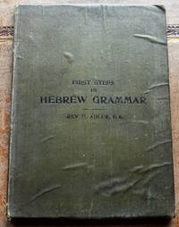 FIRST STEPS IN HEBREW GRAMMAR