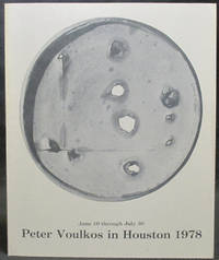 Peter Voulkos in Houston [EXHIBITION BROCHURE]