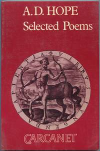 A.D. Hope: Selected Poems