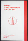 Progress on Pubic Improvements in 1947 and 1948