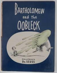 image of Bartholomew and the Oobleck