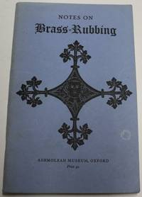Notes On Brass-Rubbing