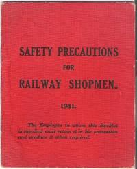 Safety Precautions for Railway Shopmen