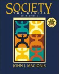 image of Society: The Basics (6th Edition)