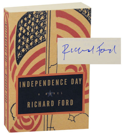 New York: Alfred A. Knopf, 1995. First edition. Softcover. Advance reading copy of Ford's fifth nove...