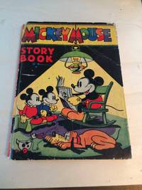 image of Mickey Mouse Story Book