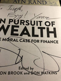 image of In Pursuit of Wealth
