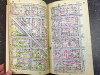 MINIATURE ATLAS OF THE BOROUGH OF BROOKLYN  [VOLUME ONE ONLY]