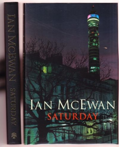 London: Jonathan Cape, 2005. First edition, first prnt. Signed by McEwan on the title page. Unread c...