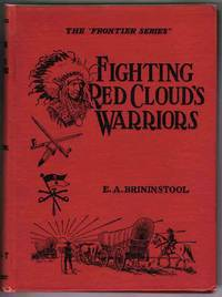Fighting Red Cloud's warriors.