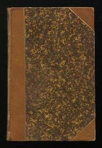 London/New York: Ward, Lock and Co.. Good+. (ca.1865). Later Printing. Hardcover. (half-bound, leath...