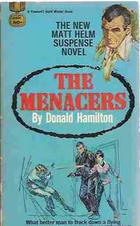 The Menacers (Matt Helm Thriller #11)
