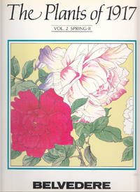 Plants of 1917 vol 2 Spring II by Hageney - from Hard-to-Find Needlework Books (SKU: 31210)