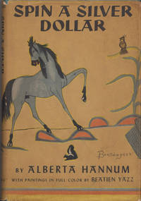 Spin A Silver Dollar (First edition/printing in Dust Jacket)