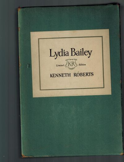 Garden City: Doubleday & Co., 1947. Limited and Numbered, Signed 1st Edition, #676 of 1050 copies SI...