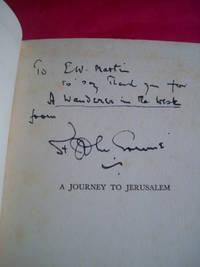 A JOURNEY TO JERUSALEM (signed)