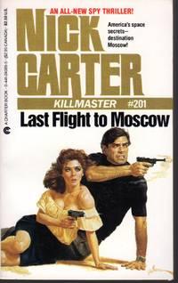image of Last Flight to Moscow - KILLMASTER #201