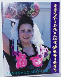 12th Annual 24th Street Festival de las Americas magazine San Francisco 1990