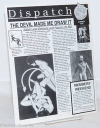 image of Tom of Finland Dispatch: Summer 1995: The Devil Made Me Draw It