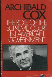 Role of the Supreme Court in American Government, The.