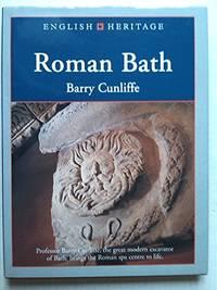 image of EH BOOK OF ROMAN BATH (English Heritage)