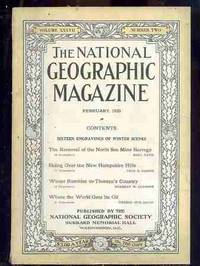 THE NATIONAL GEOGRAPHIC MAGAZINE: VOL.37.NO.2 .FEBRUARY,1920