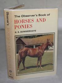The Observer's Book Of Horses And Ponies