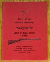 Sequence of Take-down and Assembly Operations Winchester Model 94 Lever Action Carbine