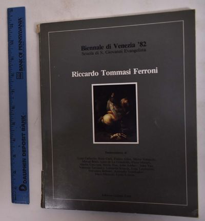 Bologna: Edizione Galleria Forni, 1982. Paperback. VG- light wear to corners, edges and spine.. Gray...