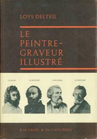 Le Peintre-Graveur Illustre. JF Millet; Th. Rousseau; Jules Dupre; JB Jongkind. Reprint Of Volume 1 (Originally published 1906 in Paris)