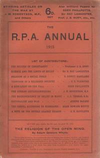The R.P.A. Annual