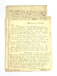 EARLY ARKANSAS TERRITORY LAND DEEDS AND CORRESPONDENCE