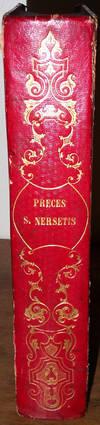 Preces Sancti Nersetis clajensis Armenorium Patriarchae, viginti quatuor linguis editae.