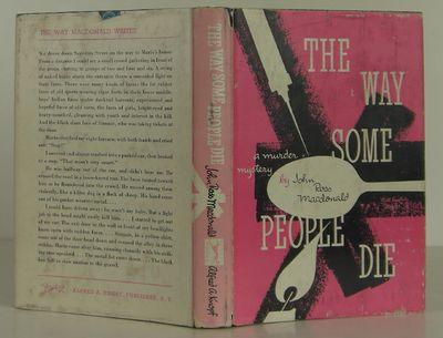 Alfred A. Knopf, 1951. 1st Edition. Hardcover. Near Fine/Very Good. First Edition stated on the copy...
