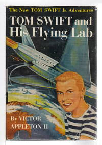 image of TOM SWIFT AND HIS FLYING LAB: Tom Swift, Jr Adventures series #1.