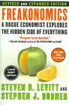 image of Freakonomics: A Rogue Economist Explores the Hidden Side of Everything (Paperback)
