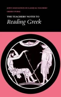 image of Reading Greek: Teachers Notes: Tchrs'