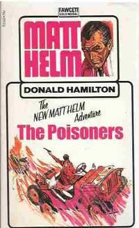 The Poisoners (A Matt Helm Thriller #13)