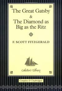"""image of The """"Great Gatsby"""" and """"The Diamond as Big as the Ritz"""" (Collector's Library)"""